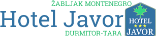 Hotel Javor | Durmitor i Montenegro